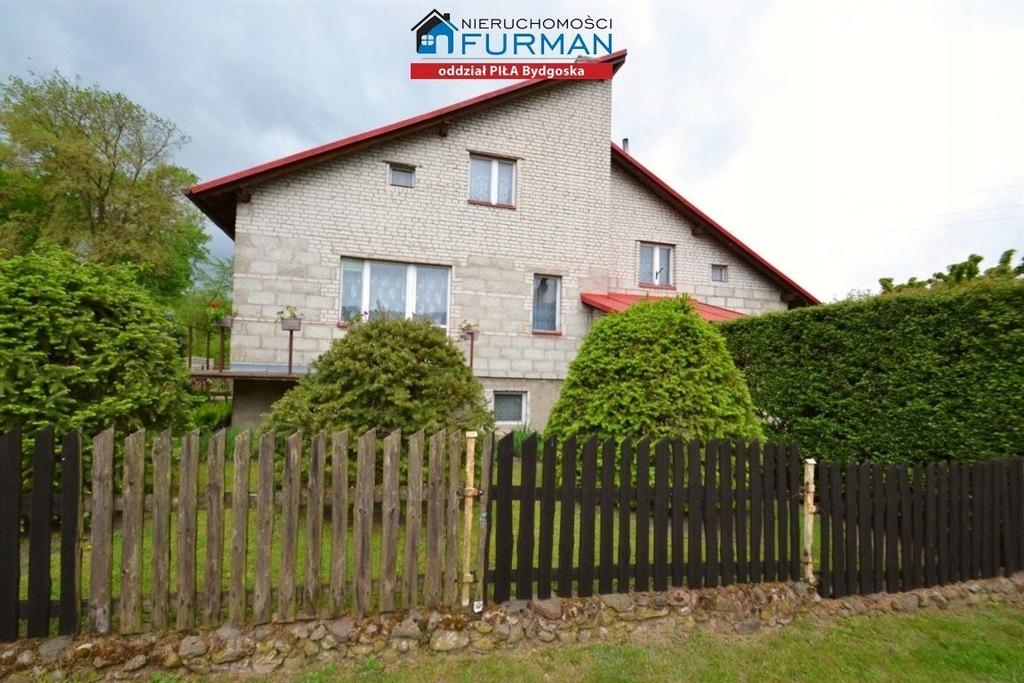 Dom, Nakielno, Wałcz (gm.), Wałecki (pow.), 220 m²