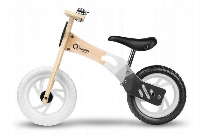 Rowerek biegowy Willy Loe Carbon