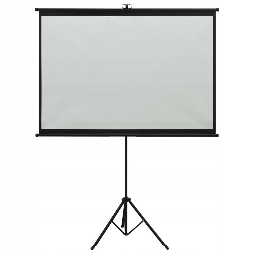 Ekran projekcyjny ze stojakiem, 57'', 1:1