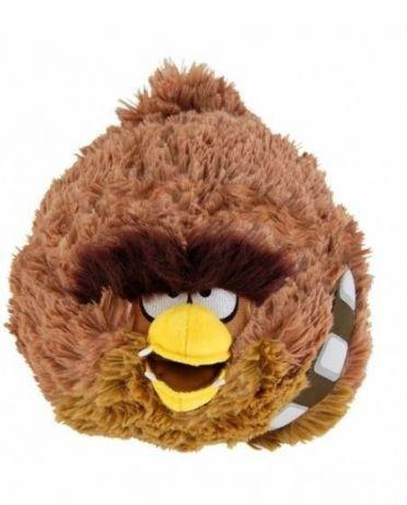 Maskotka Angry Birds Chewbacca Star Wars 7293654176 Oficjalne Archiwum Allegro