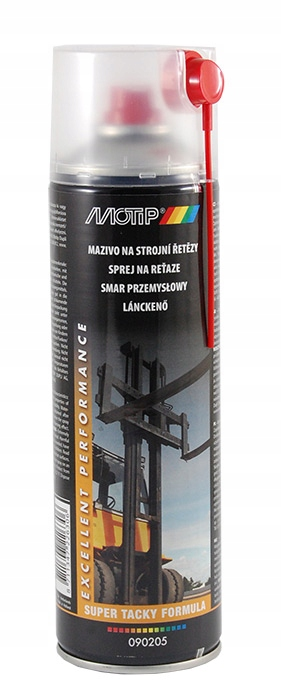Smar do łańcuchów spray 500ml MOTIP 090205