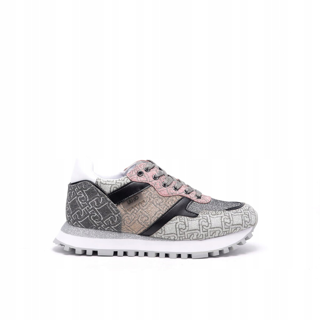 Damskie sneakersy multikolor LIU JO HH2L3028 - 40