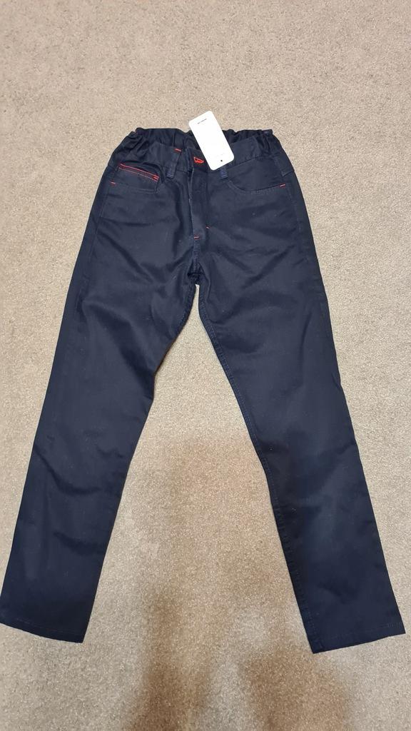 nowe spodnie wizytowe roz. 152