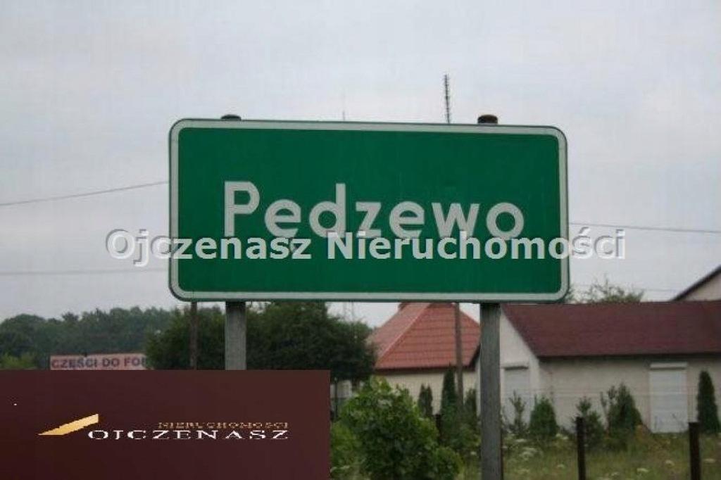Działka, Pędzewo, Zławieś Wielka (gm.), 1800 m²