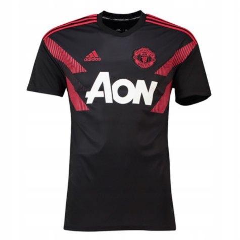 Koszulka adidas Manchester United pre-match S