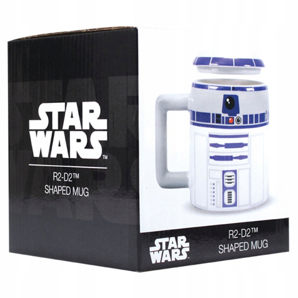 STAR WARS: R2 D2 KUBEK (GWIEZDNE WOJNY)
