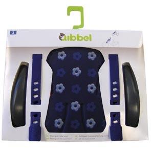 Zestaw do stylizacji fotelika rowerowego Qibbel