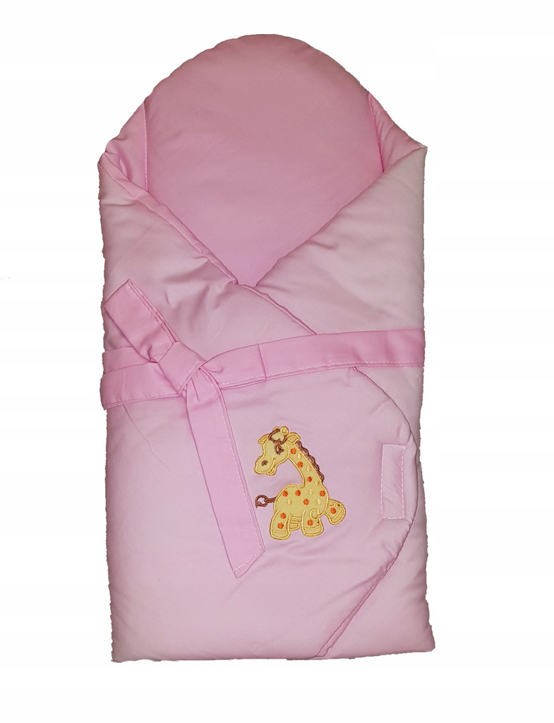 Becik Żyrafka różowy Salomea Promocja %%%