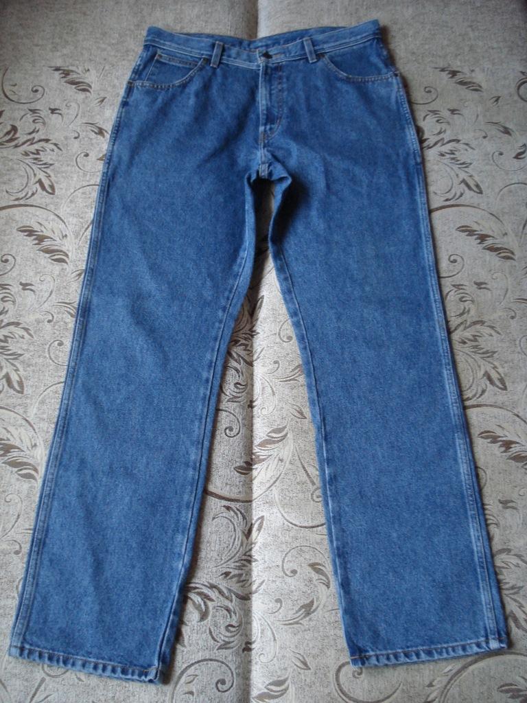 Spodnie Wrangler Regular Fit W34 L32 pas 88