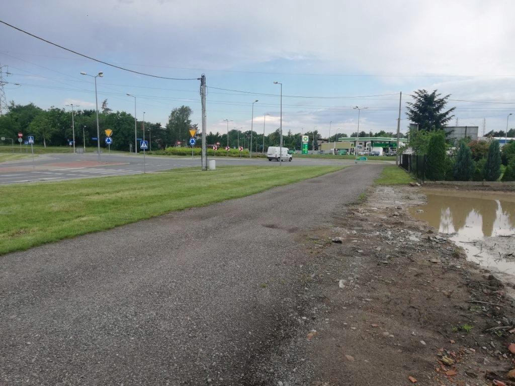 Działka, Tarnów, 2400 m²