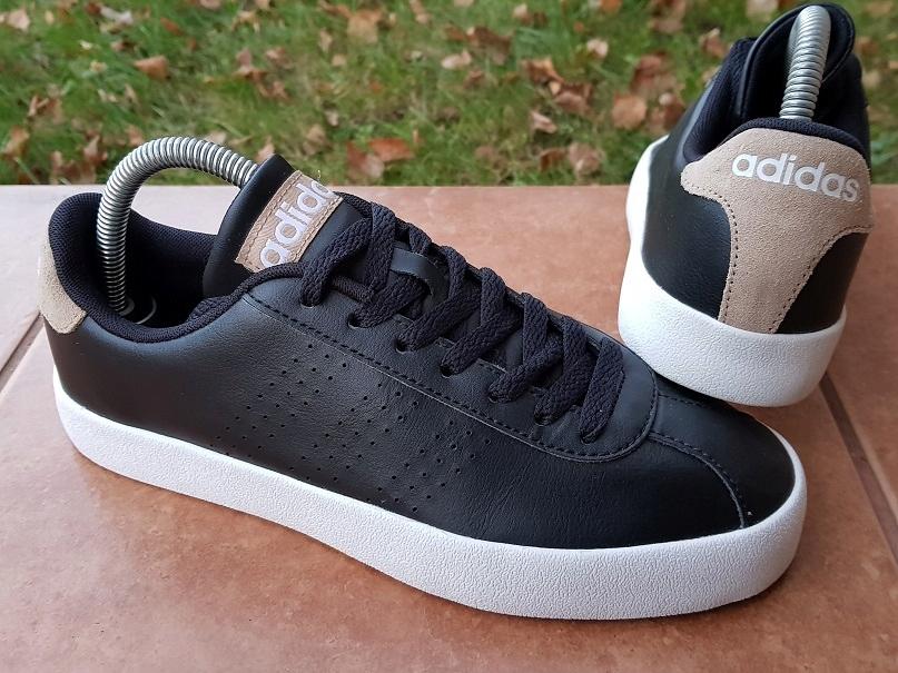 Adidas Court Voulc adidasy skóra NOWE 39,525,3 cm