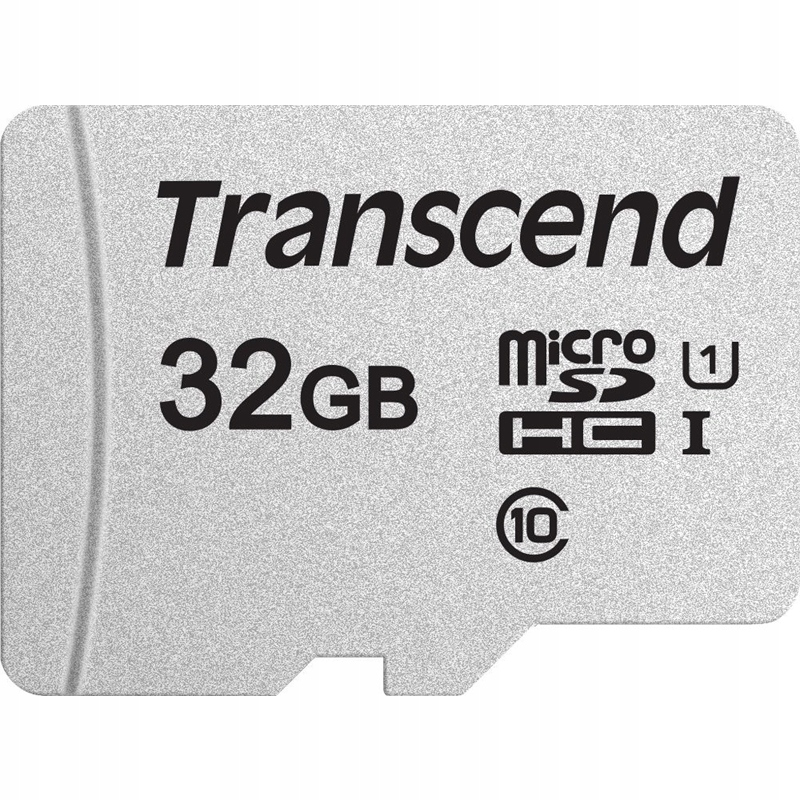 Transcend Memory MicroSDHC Karta pamięci 32 GB