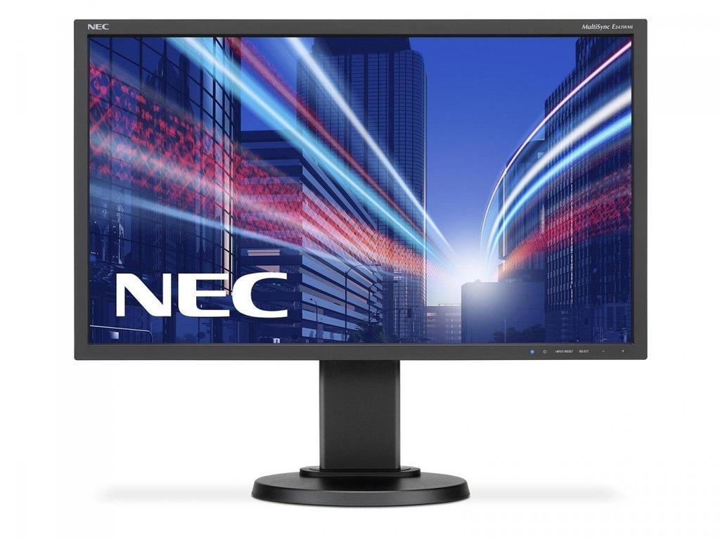 Monitor 23.8 MS E243WMi bk 16:9 IPS W-LED 6ms DVI-