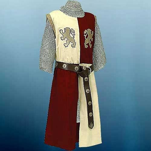 Tunika średniowieczna z okresu krucjat (WS101515)
