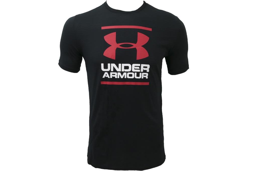 UNDER ARMOUR GL FOUNDATION SS TE _L_ Męski T-Shirt