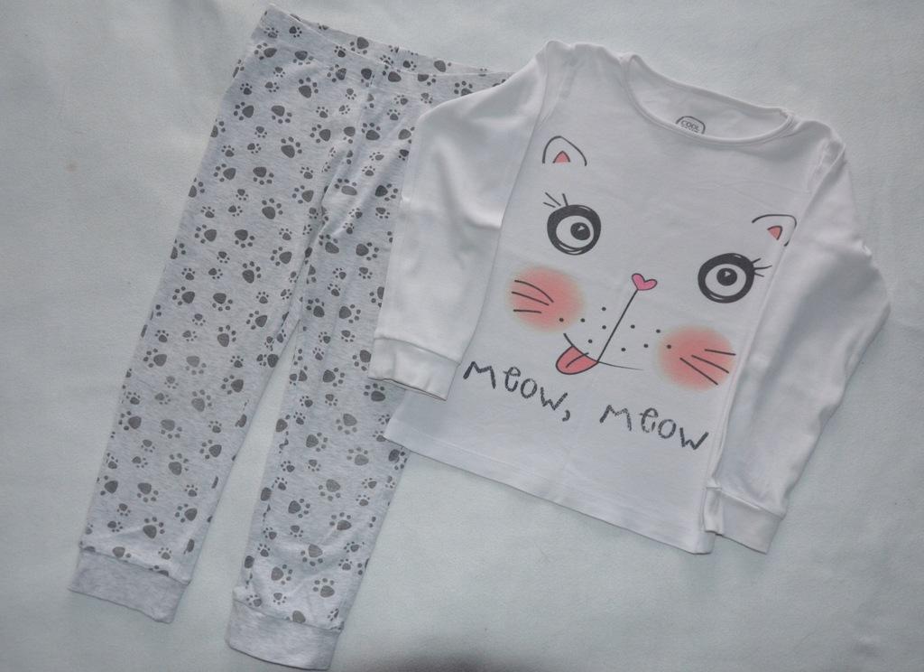 Piżamka dla dziewczynki Cool club roz. 110