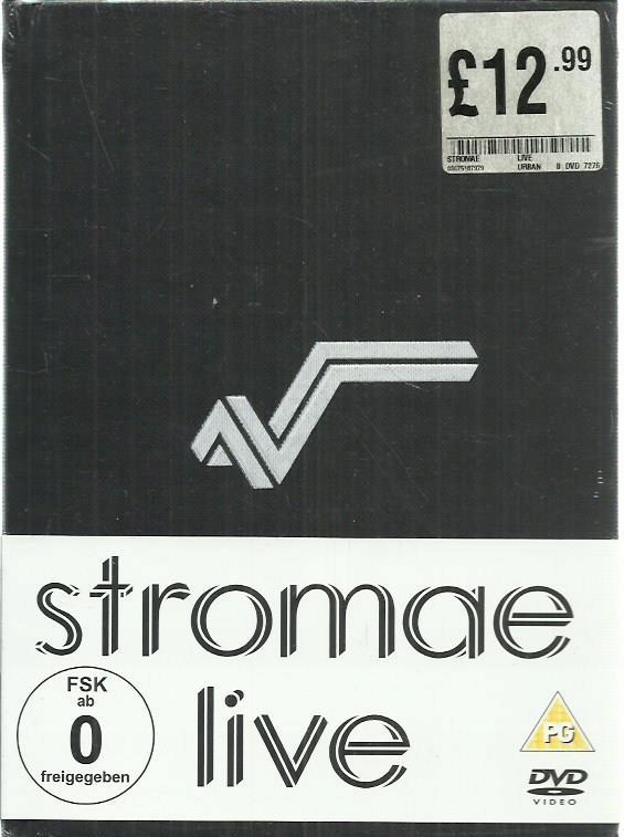 DVD STROMAE LIVE