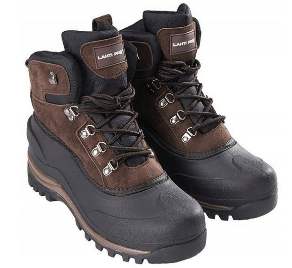 Buty robocze zimowe ŚNIEGOWCE r. 43 LAHTI PRO