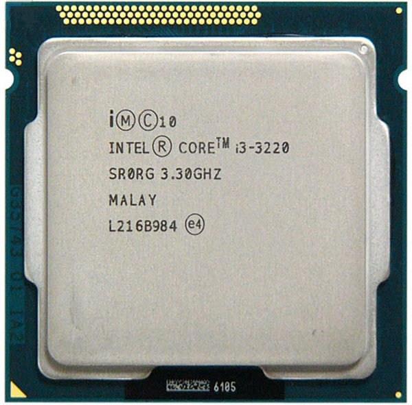 Procesor Intel Core I3 3220 8784535174 Oficjalne Archiwum Allegro