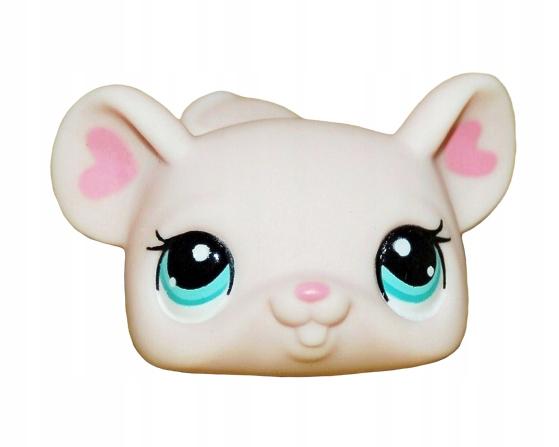 figurka mysz MYSZKA #2443 -- Littlest Pet Shop LPS