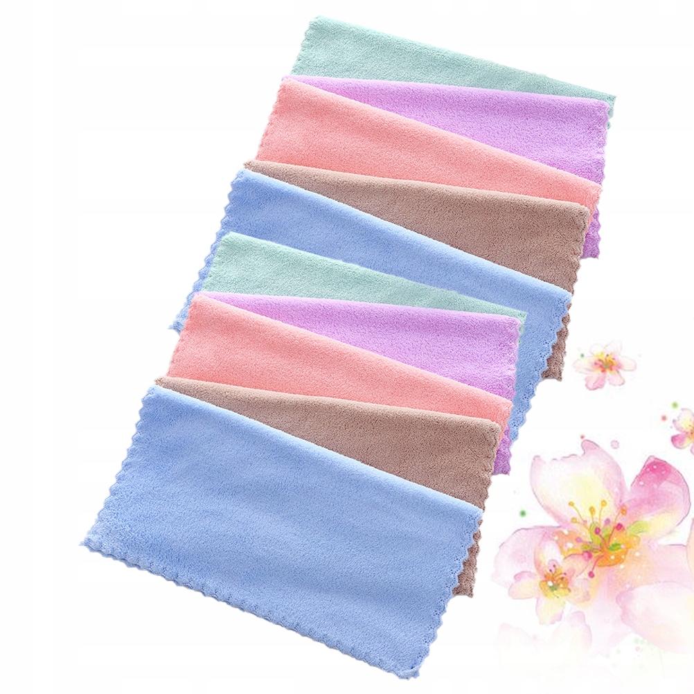10 sztuk Ściereczka z mikrofibry Ręcznik do demaki