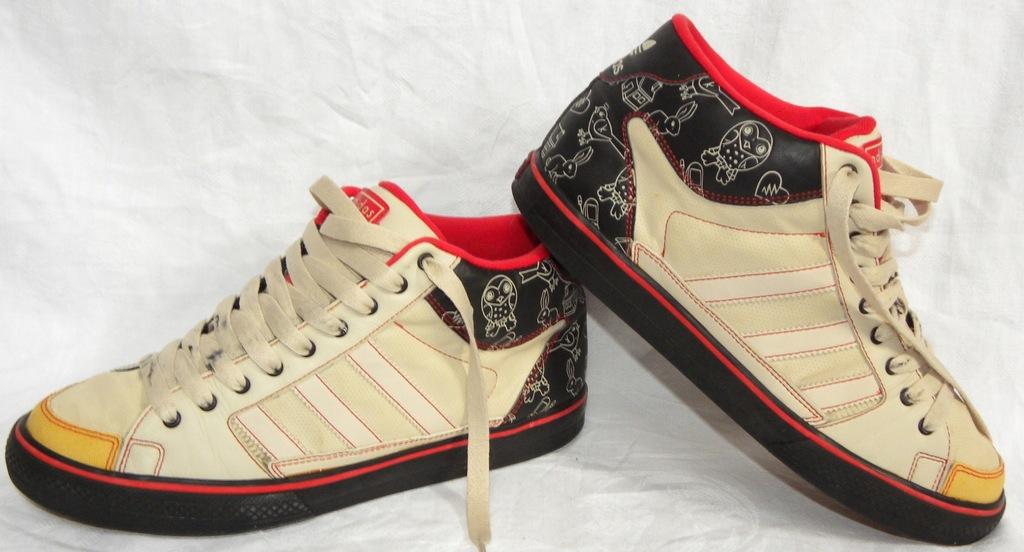 Adidas Superskate A. Pommier 42.2/3