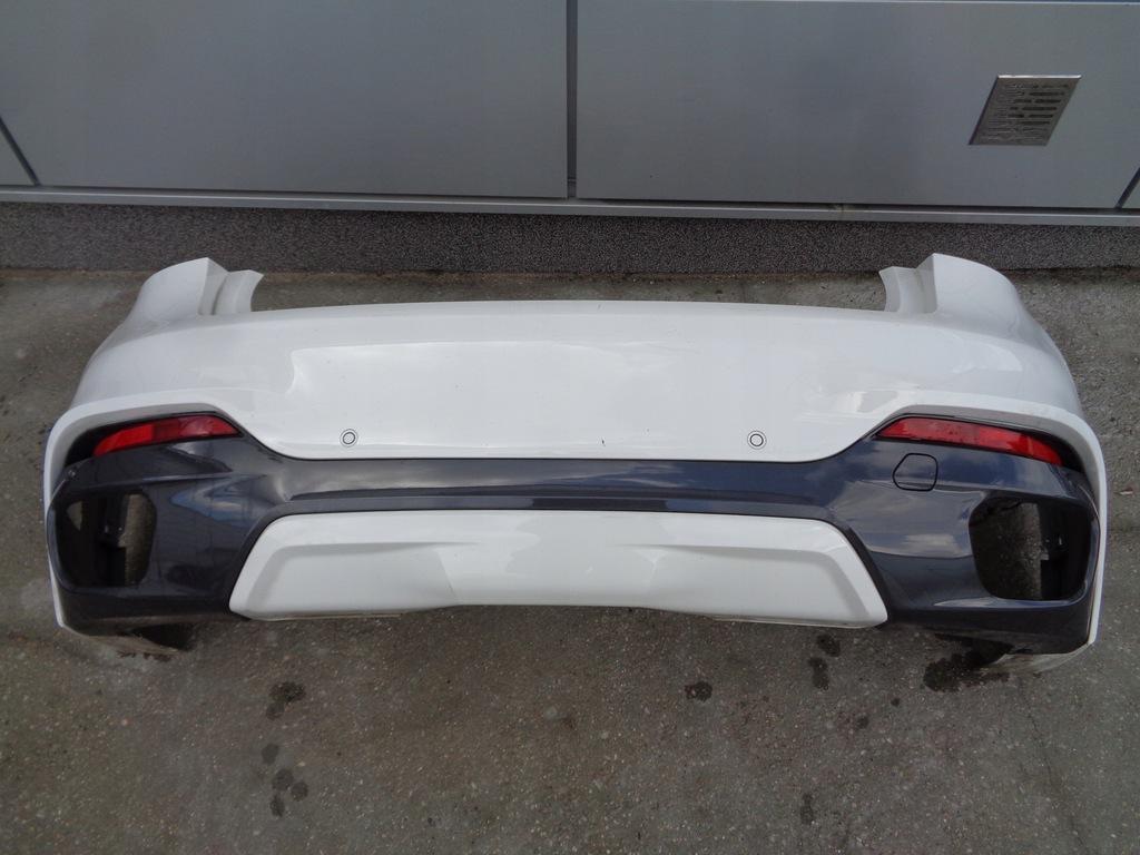 ZDERZAK TYŁ TYLNY PDC BMW X6 F16 M-PAKIET
