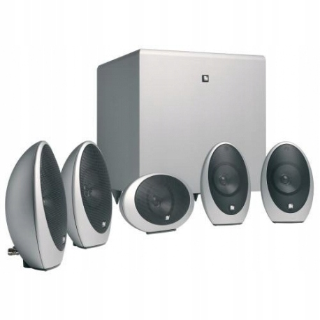 KEF KHT 1005 kompaktowe kino High-End
