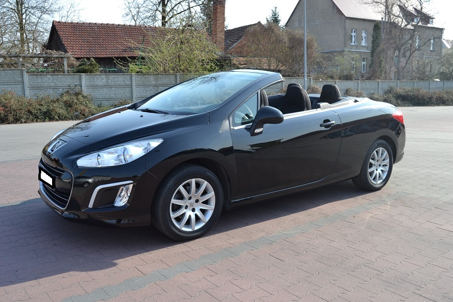 Peugeot 308 Cc 1 6 Benzyna Lift Stan Idealny 7958016729 Oficjalne Archiwum Allegro
