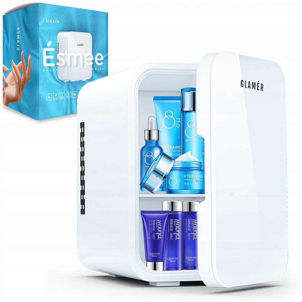 Chłodziarka mini lodówka na kosmetyki do skin care