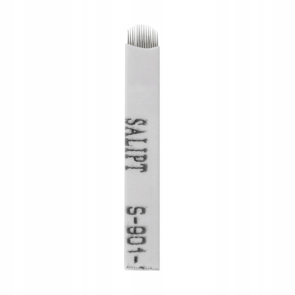 Nożyk piórko ostrze do microbladingu F14 0.2MM