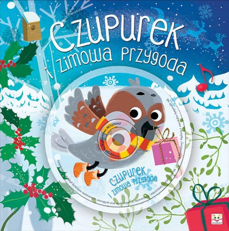 CZUPUREK I ZIMOWA PRZYGODA + CD