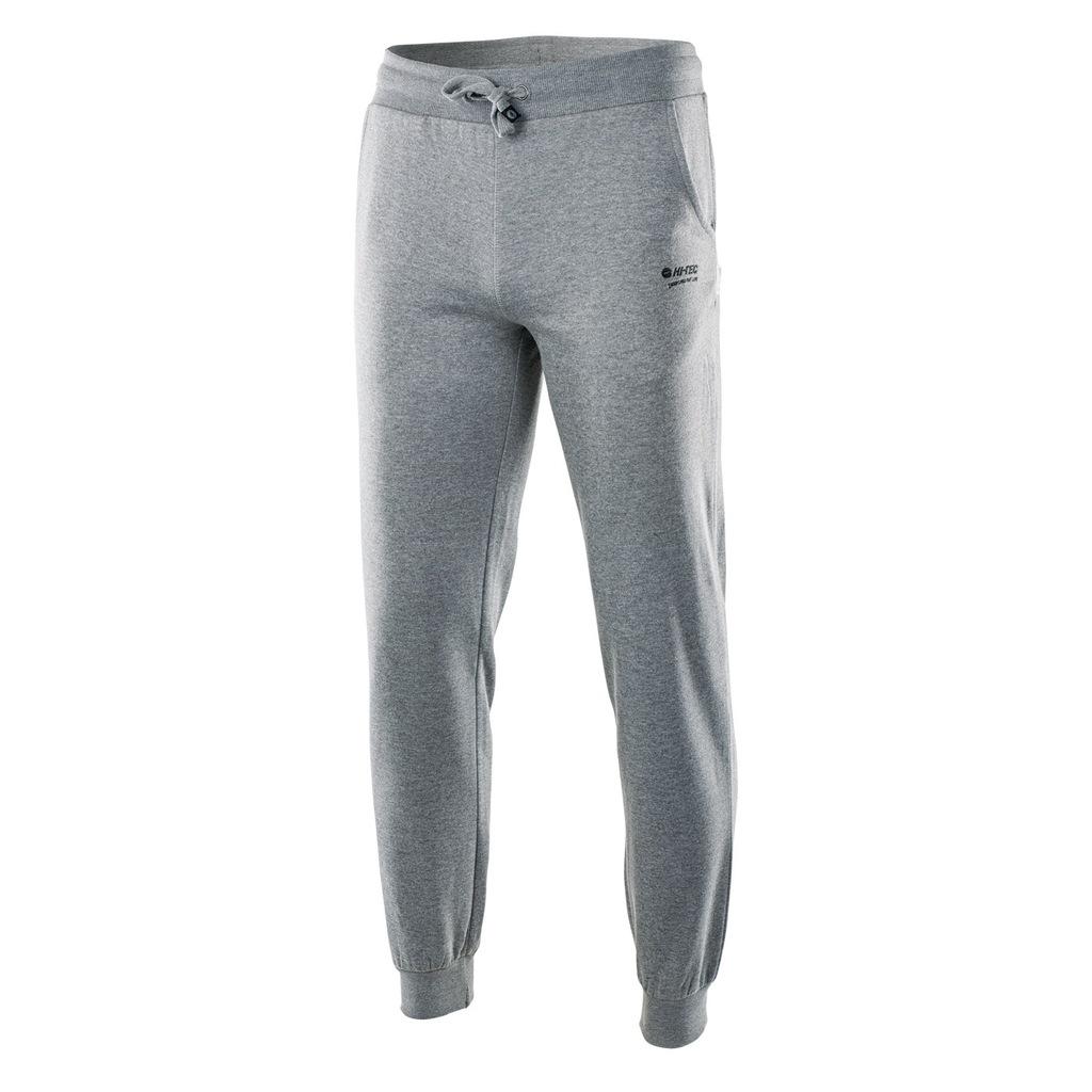 Spodnie dresowe HI-TEC MELIAN męskie GREY r. M