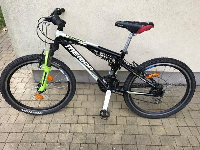 Merida rower MTB młodzieżowy tanio Kraków