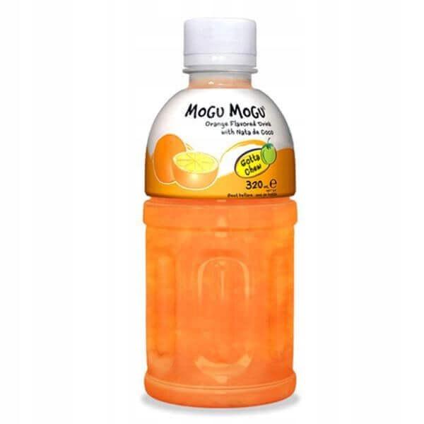 Mogu Mogu Pomarańcza z galaretką nata de coco