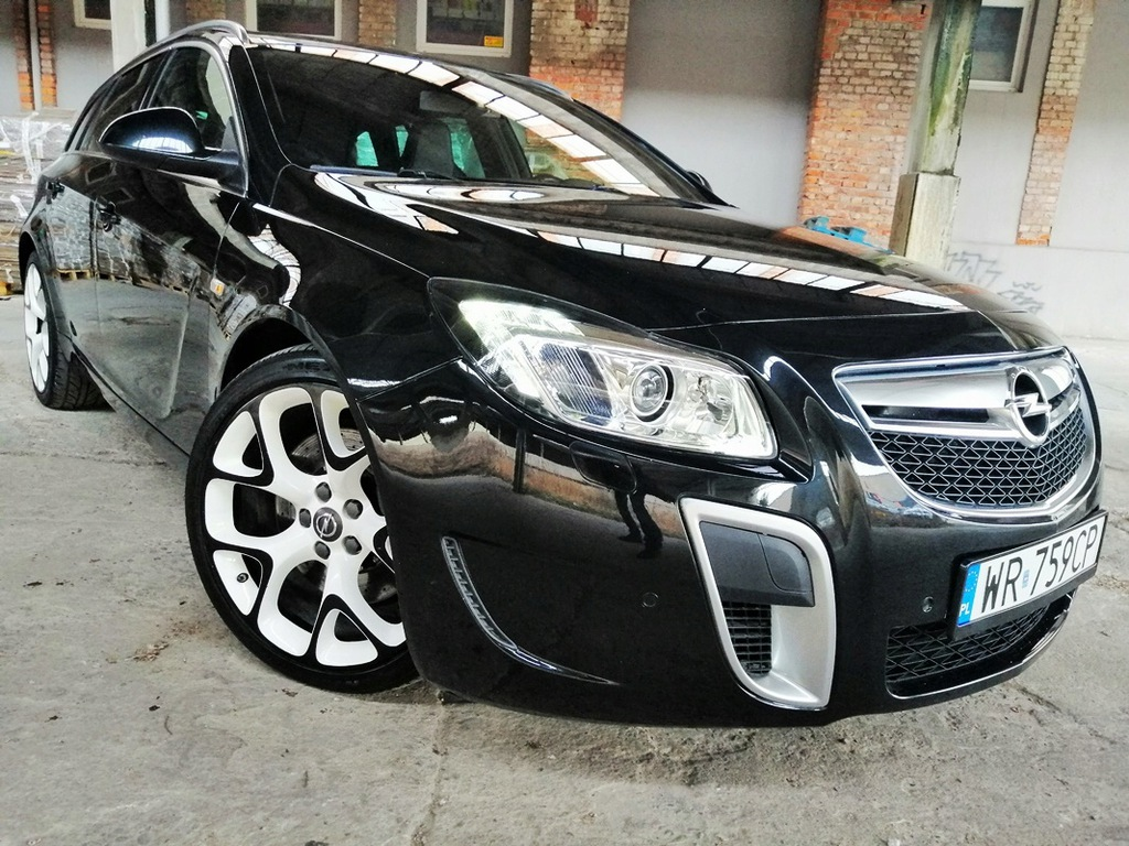 Opel Insignia Opc 2 8t 325km 4x4 Manual Recaro Led 9507167330 Oficjalne Archiwum Allegro