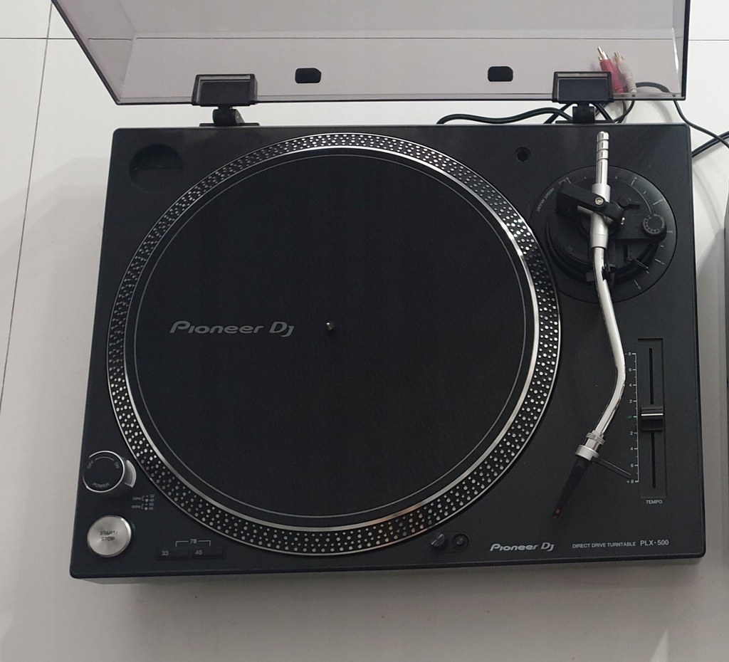 Gramofon Pioneer PLX-500 plus concorde