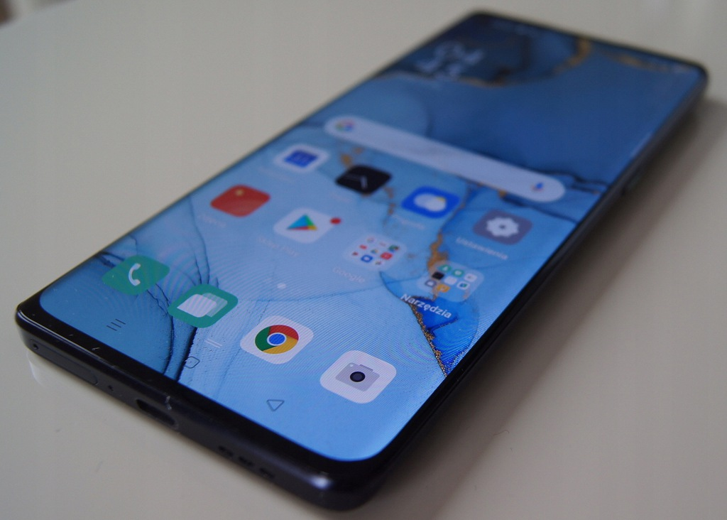 Smartfon Oppo Reno3 Pro 12 GB / 256 GB czarny