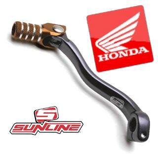 Sunline CRF 450 02/08 dźwignia zmiany biegów