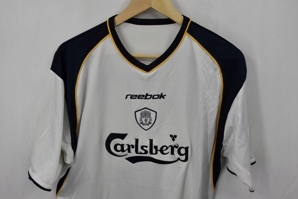 Reebok Liverpool koszulka męska L vintage