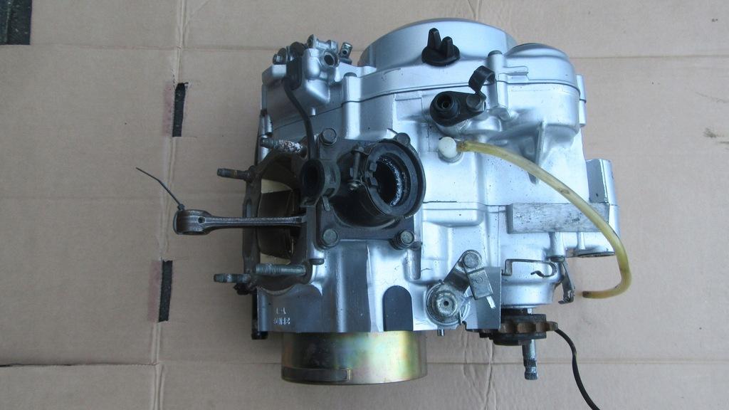 Dół silnika Yamaha DT TDR 125 2001r wał skrzynia