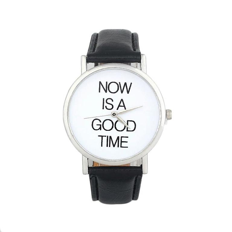 ZEGAREK NOW IS A GOD TIME
