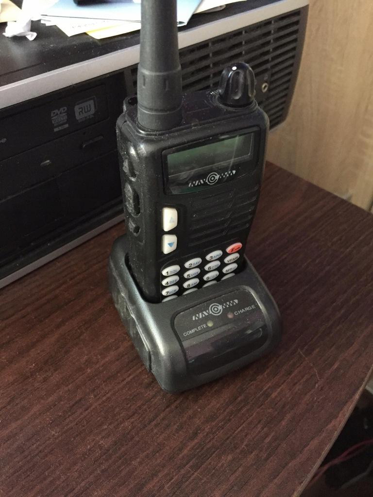 Ręczna radiostacja TK-760