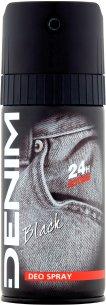 Denim Black dezodorant spray 150ml mężczyzna DEO