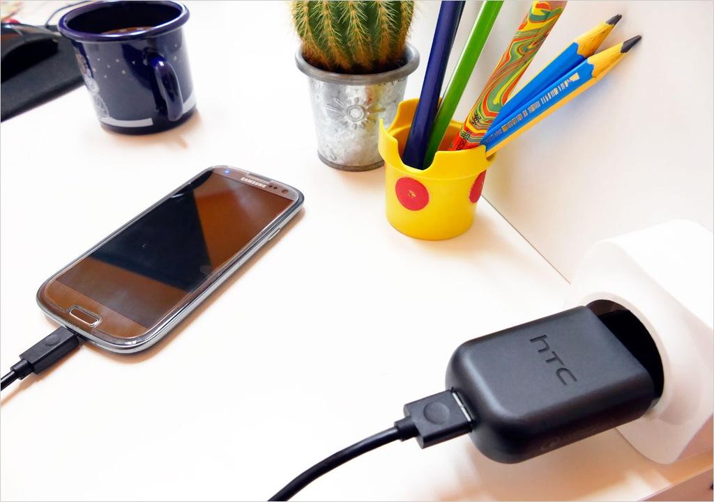 ORYGINALNA Ładowarka gniazdko HTC Desire 820 mini