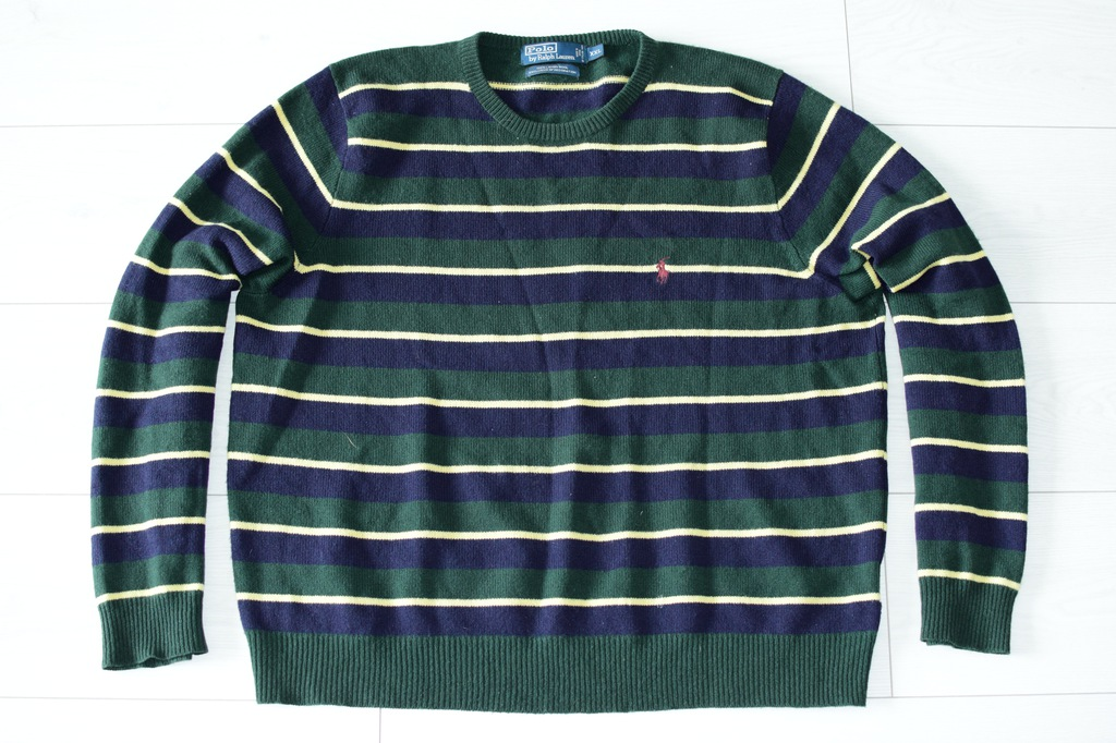 POLO by RALPH LAUREN _ 100 % LAMBS WOOL _ SWETER