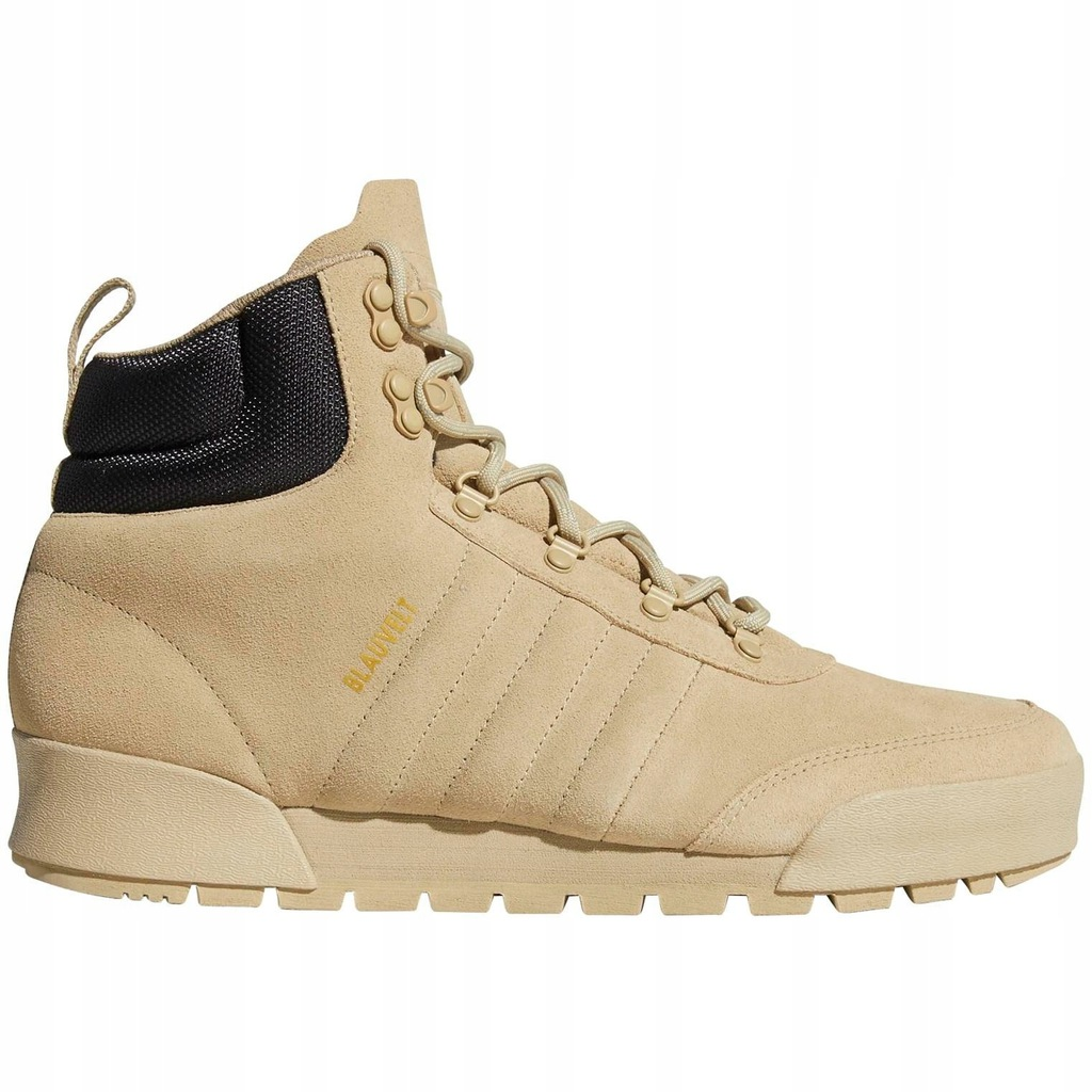Buty zimowe męskie Adidas wysokie ocieplane rozmiar 44