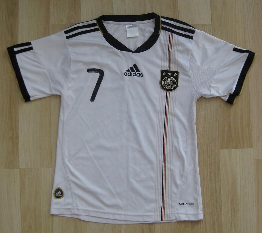 Koszulka Adidas Niemcy #7 Germany 146-152