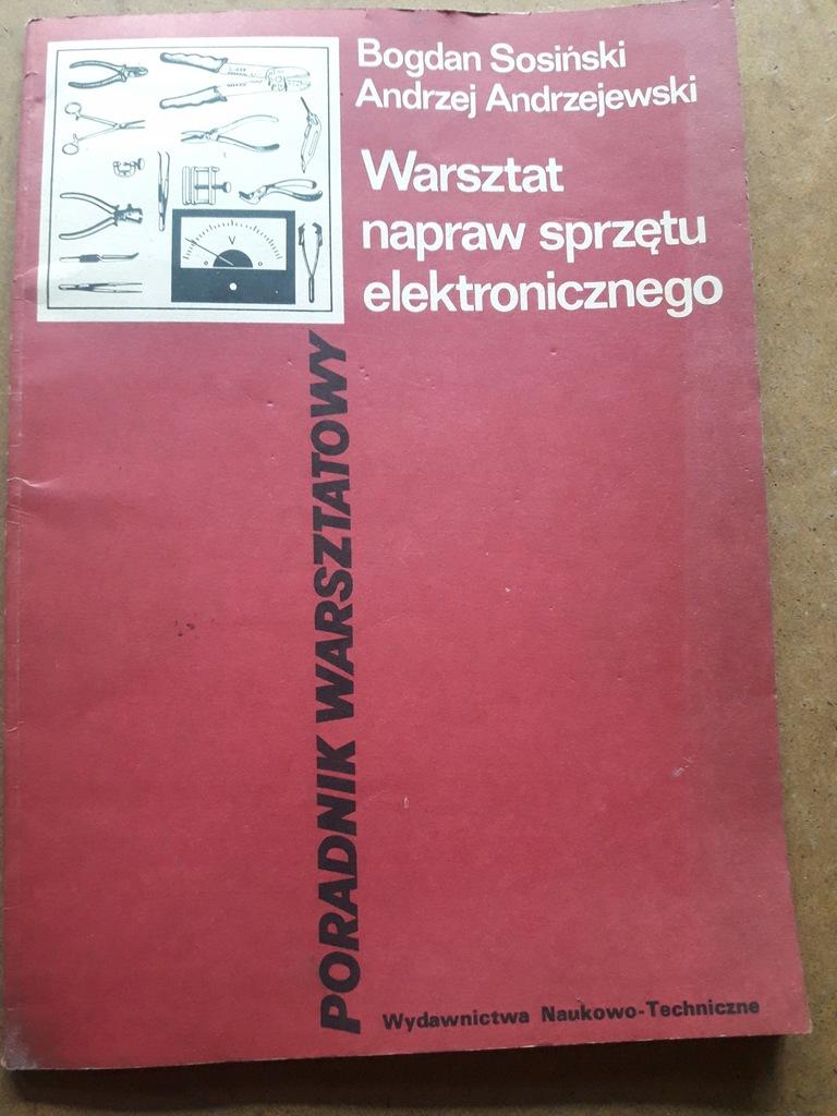 Warsztat napraw sprzętu elektronicznego