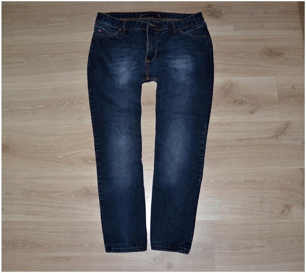 Tommy Hilfiger jeans meskie W38 L30 Pas-96